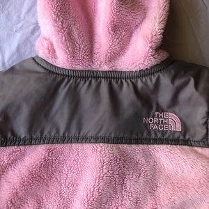The North Face Jackets & Coats - North Face Fleece Hooded Jacket